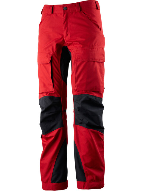 Lundhags Authentic Pant Long Women Red